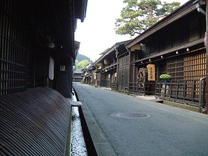 Takayamastreet